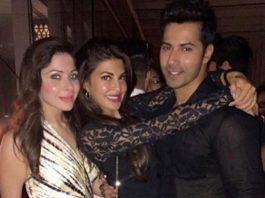 Varun and Jaquline