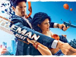 Sidhart Malhotra and Jacqline Fernandese in Gentleman movie