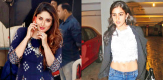 Kareena Kapoor and Sara Ali Khan