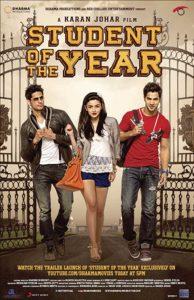 sidharth malhotra student of the year