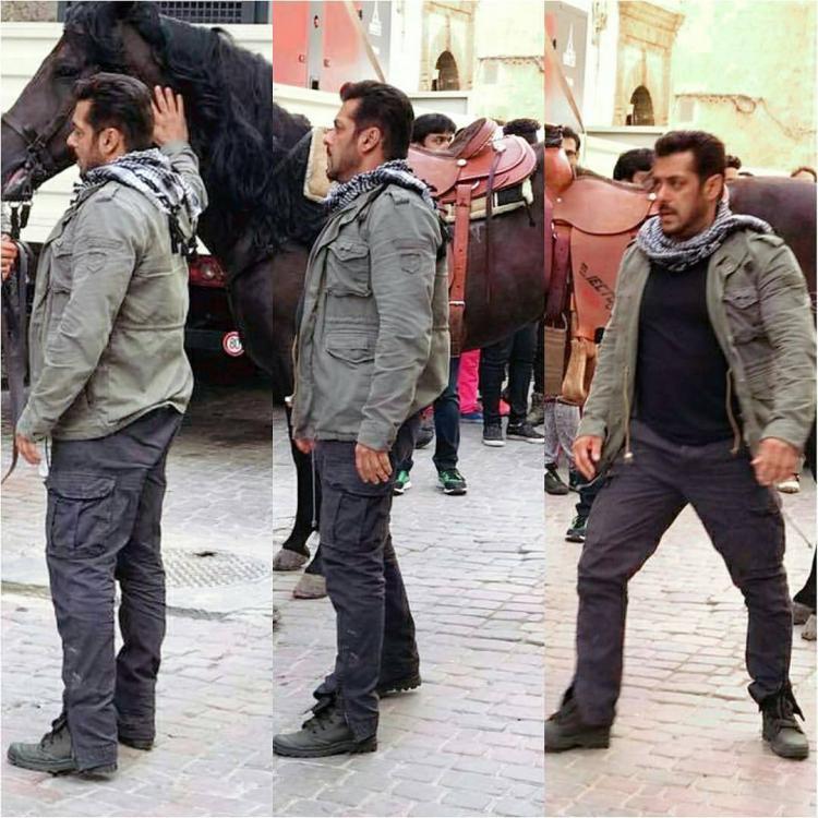 salman khan shooting