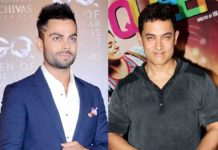 virat kohli aamir khan together