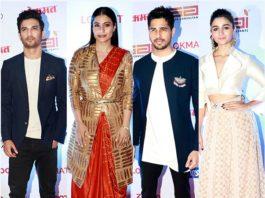 lokmat maharashtra's most stylish awards