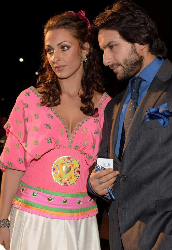 saif ali khan affairs