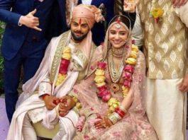 virat kohli wedding
