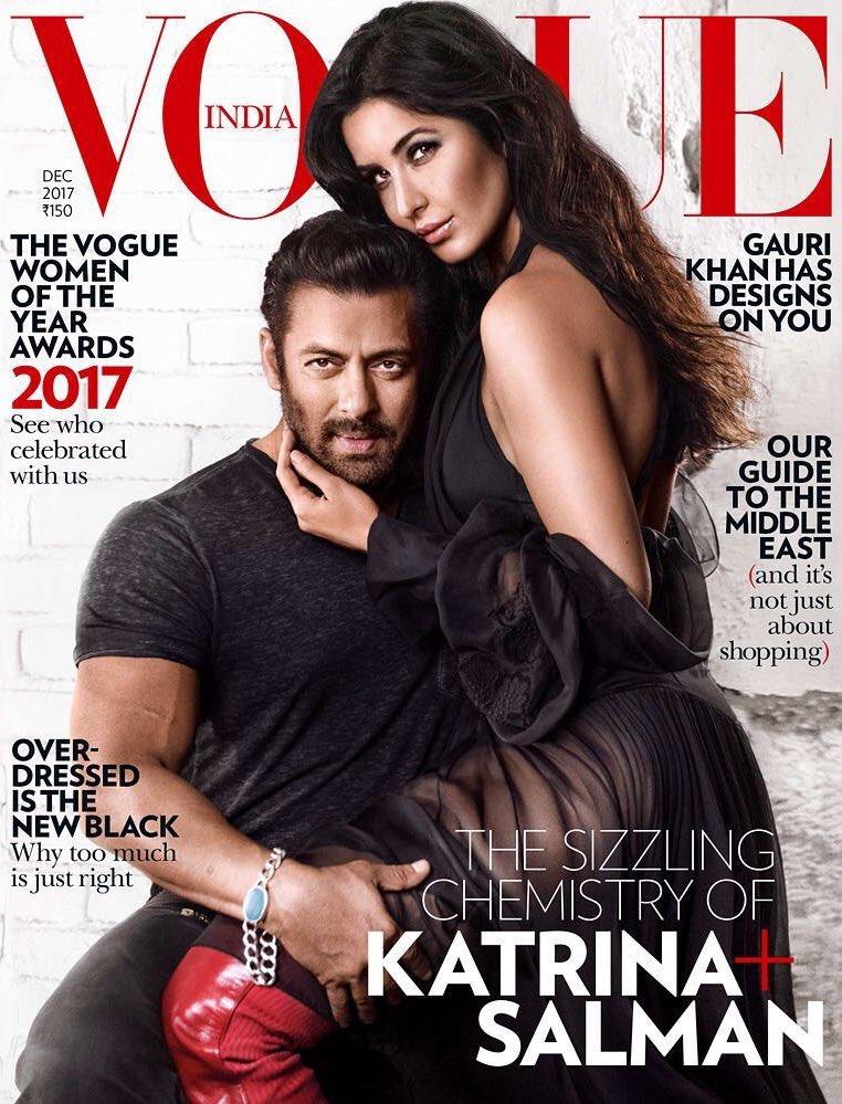 Salman Khan, Katrina Kaif photo shoot