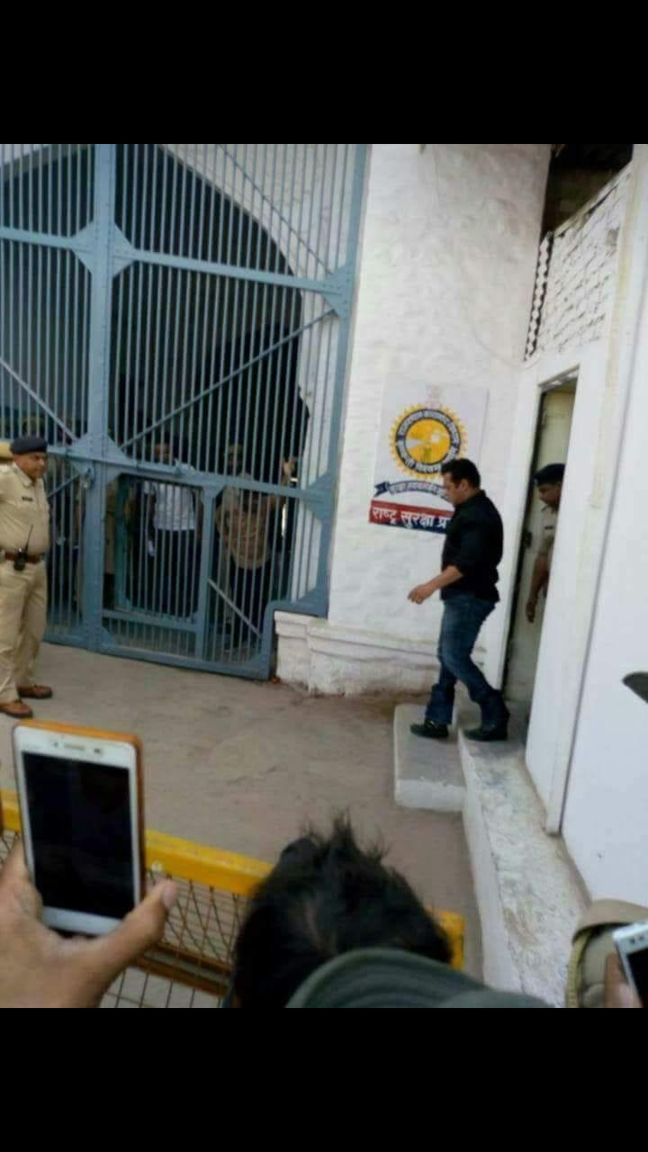 salman khan jodhpur jail