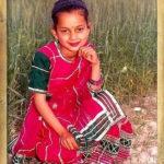 kangana ranaut childhood pics