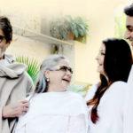 Amitabh family photo
