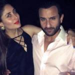 Kareena with saif ali khan
