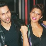 Varun dhawan and Jacqline