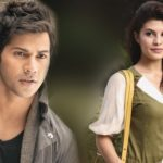 Varun dhawan and Jacqline