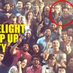 Salman Khan and crew