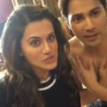 Varun and Taapsi