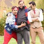 Varun and david dhawan