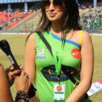Lakshmi Rai in stadium