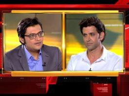 arnab goswami hrithik roshan