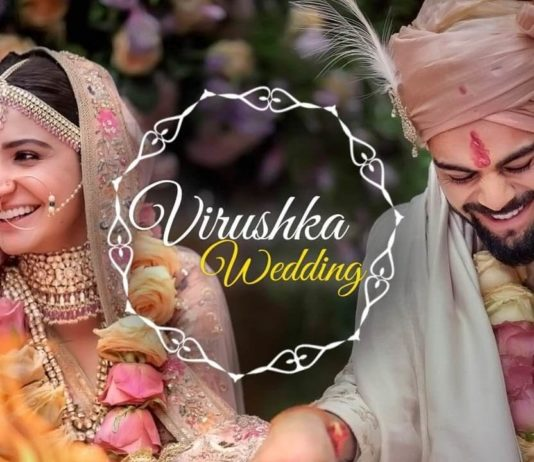 Virat Kholi Marriage Photo